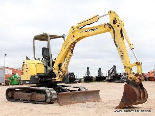 2006 Yanmar Vio45 - 5 Mini Excavator - Loader - Excavator - Backhoe - Yanmar - 20 Pics photo