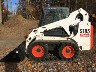 2008 Bobcat S185 Skid Steer photo