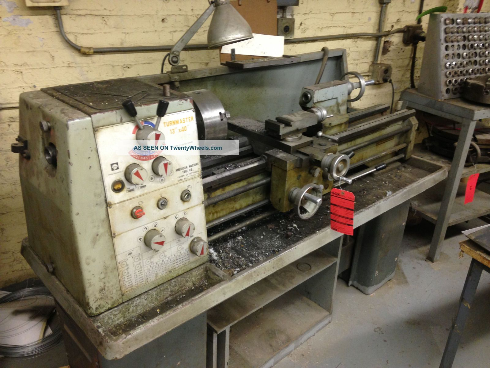 american machine and tool company