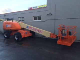 2008 Jlg 600s Telescopic Boom Lift photo