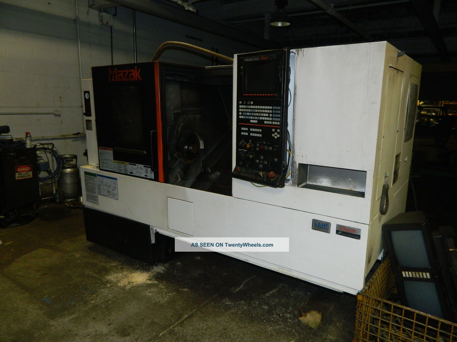 Mazak Quick Turn Smart 250 Cnc Turning Center,  7/2014, Metalworking Lathes photo