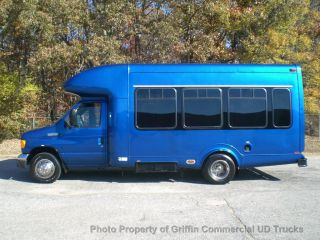 2006 Ford Just 16k Miles Mobile Command Center Office Camper Party Bus photo