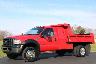 2006 Ford F - 550 photo