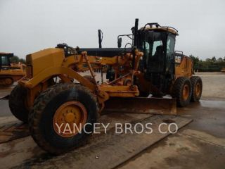 2010 Caterpillar 140m Br Motor Graders photo
