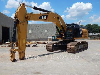 2012 Caterpillar 349el Vg Crawler Excavator photo