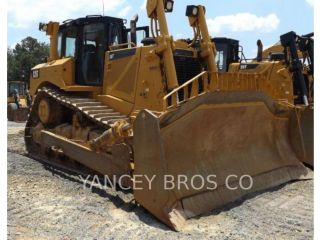 2011 Caterpillar D8t Crawler Tractors photo