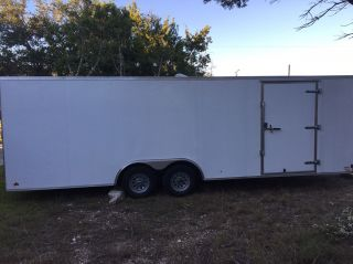 24 ' Continental Cargo,  Enclosed Cargo Trailer photo