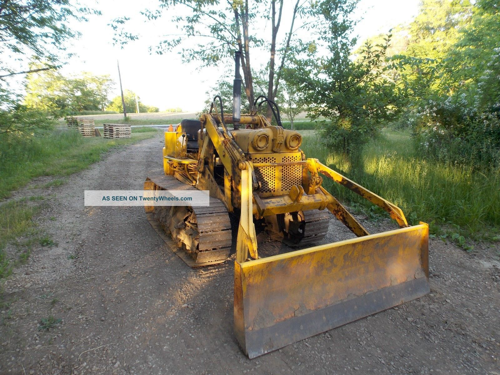 Terratrac Gt500 Dozer Crawler Dozers & Loaders photo