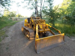 Terratrac Gt500 Dozer photo