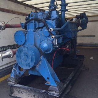 Generator Set Caterpillar Cat 150 Kw,  Gas photo