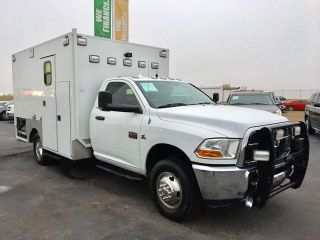 2011 Dodge Ram 3500 Regular Cab Drw 2wd photo