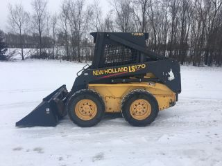 Heavy Equipment - Skid Steer Loaders | Commercial Vehicle Museum