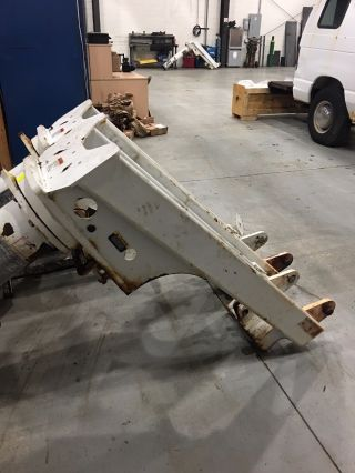Altec 071810898 Boom Turntable Bucket Truck Part photo
