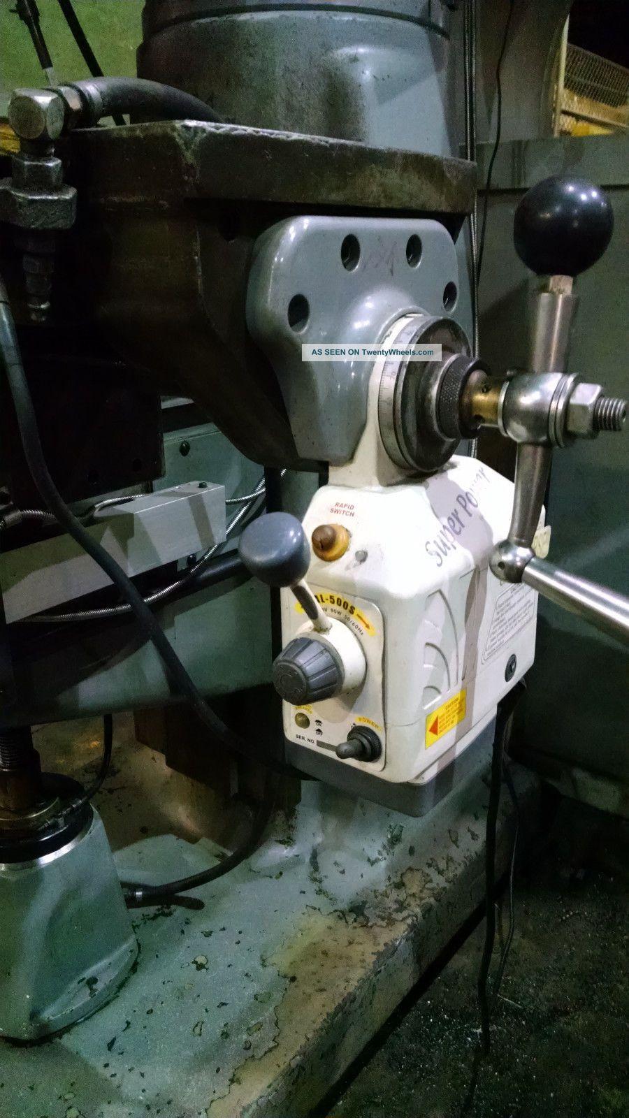 bridgeport series 2 milling machine