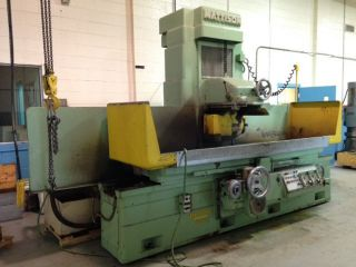Mattison Automatic Surface Grinder 24