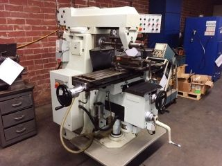 First (sharp) Lc - 20vhs Horizontal Mill Milling Machine,  2001. photo