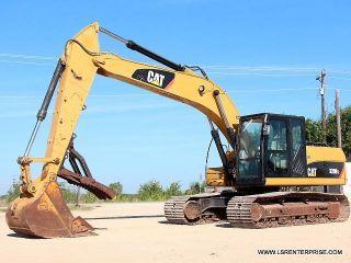 2011 Caterpillar 320d L Excavator - Crawler Excavator - Loader - 36 Pics photo