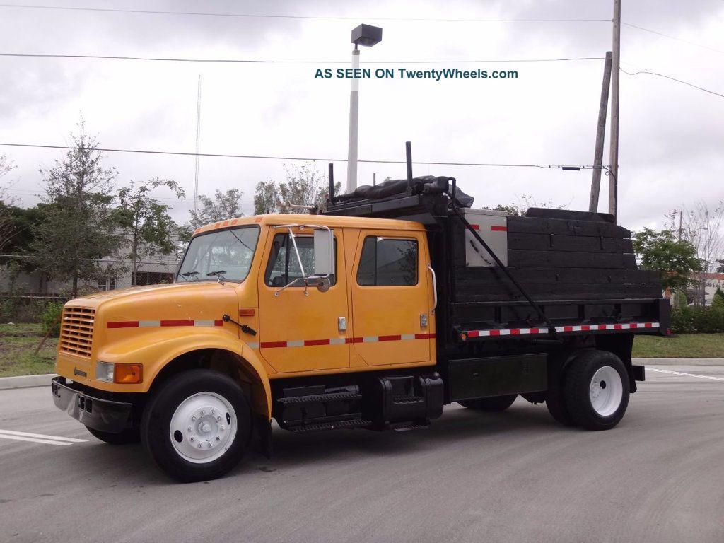 4500 Crew Cab Dump Truck Autos Post Gmc Topkick 6500 Mitula Cars C4500 Html