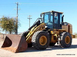 2011 Caterpillar 924h Wheel Loader - Loader - Excavator - Backhoe - Cat - 25 Pics photo
