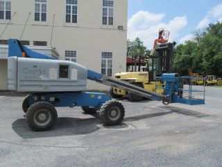 2007 ' Genie S - 40 Manlift,  40 ' Boom Lift,  4x4 Drive,  Diesel,  Jlg 400s,  Skypower photo