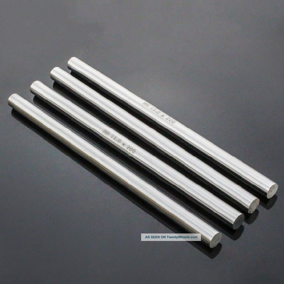 10 13mm Lathe Tool Round Carbide Rod High Speed Steel