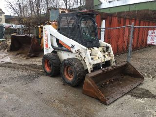 1997 Bobcat 863 Skidsteer photo