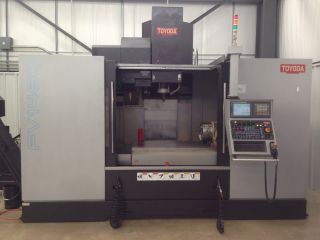Toyoda Fv - 1480 4 Axis Cnc Vertical Mill Machining Center Fanuc Cat 50 2011 photo