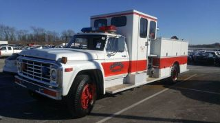 1979 Ford F800 photo