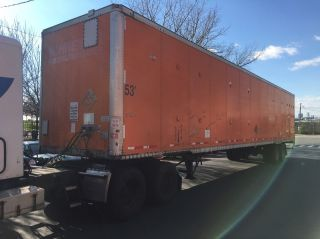 Wabash Trailer/ Dry Van photo