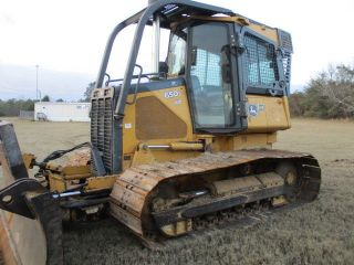 2006 John Deere 650jlgp Cab Bulldozer photo