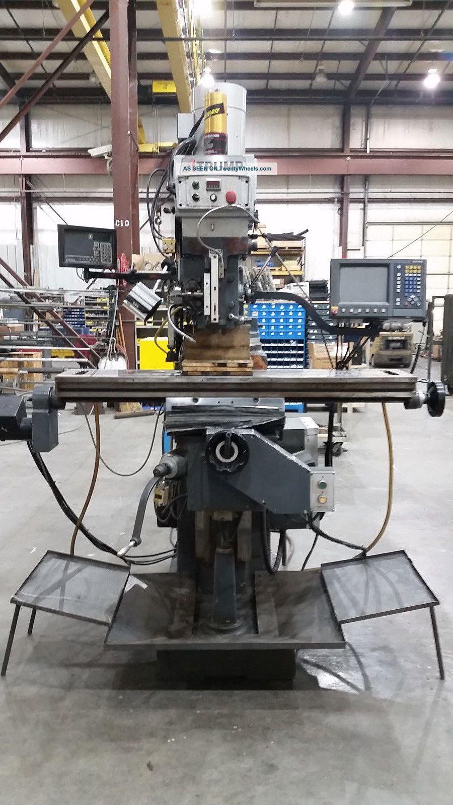 Atrump Cnc Knee Mill Milling Machines photo