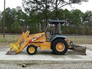 2006 Case 570mxt Skip Landscape Loader Tractor photo