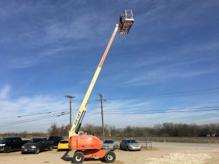 Jlg 400s Boom Lift Deutz Diesel Genie Man Lift photo