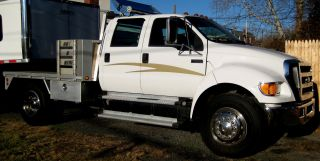 2007 Ford F - 650 Xlt photo