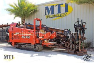 2008 Ditch Witch Jt4020 Mach 1 Horizontal Directional Drill - Mti Equipment photo