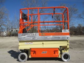 2007 Jlg 1930es Scissor Lift Manlift Boomlift Aerial Lift Platform Lift Jlg photo