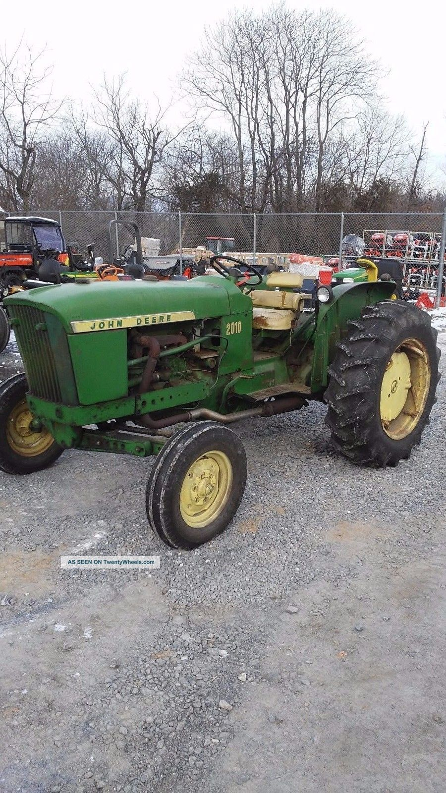 John Deere Tractor Other Agriculture & Forestry photo