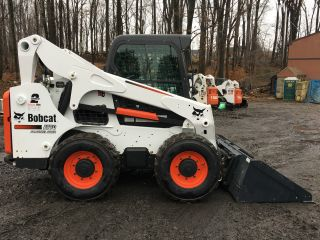 2013 Bobcat A770 Skid Steer photo