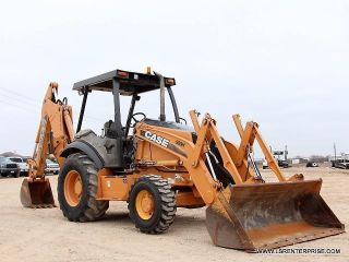 2010 Case 580n Backhoe - Backhoe Loader - Excavator - Case - Caterpillar - 24 Pics photo