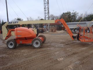 2008 Jlg 600aj 60 ' Manlift - Remanned By Jlg photo