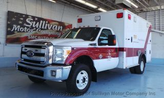 2011 Ford Duty F - 350 Drw Ambulance photo