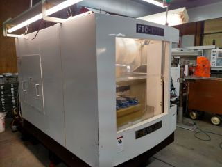 2002 Chevalier Ftc - 1320v Cnc Rotating Drill And Tap Center Veritcal Mill photo