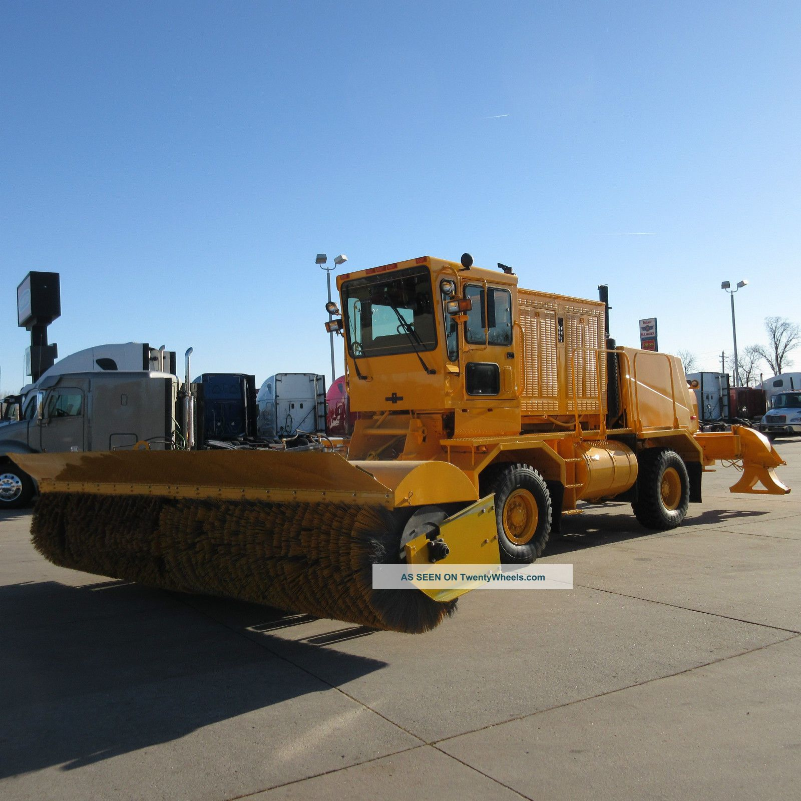 1991 Oshkosh Hb - 2518 Other Heavy Duty Trucks photo