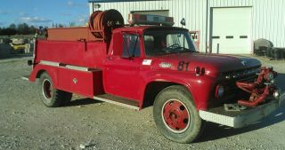 1963 Ford F600 photo
