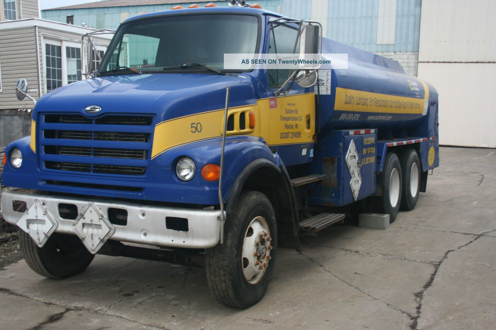 1999 Sterling Oil Tanker Other Heavy Duty Trucks photo