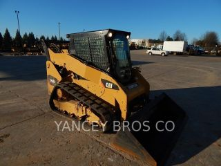 2013 Caterpillar 259b3 Ac Skid Steer Loader photo