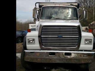 1988 Ford L9000 photo