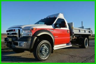 2005 Ford F - 450 Chassis photo