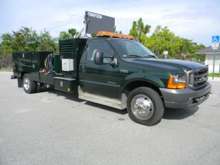 1999 Ford F550 Superduty photo