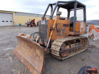 Case 850 - C 6 Way Blade All Tracks And Cutting Edges In Pa photo